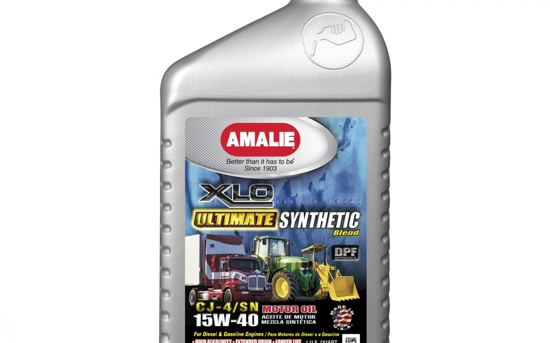 Amalie XLO Ultimate Syntetic Blend